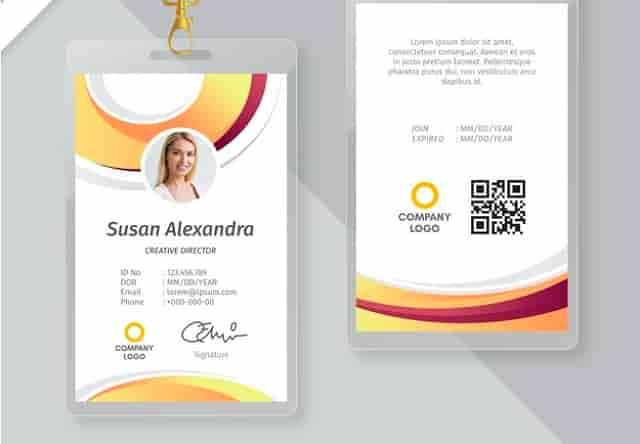 Desain ID Card 5